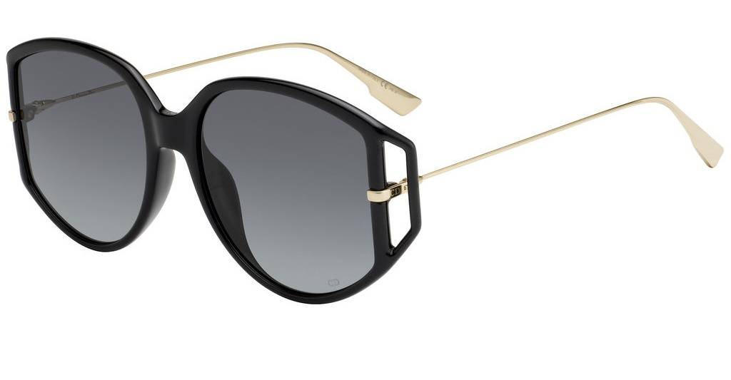 Christian Dior DIORDIRECTION2 807 BLACK